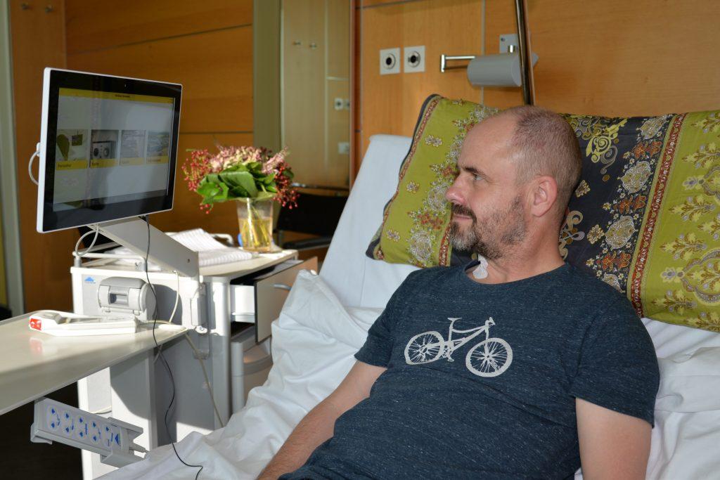 Patient, Entertainment, HD-Qualität, Fernseher