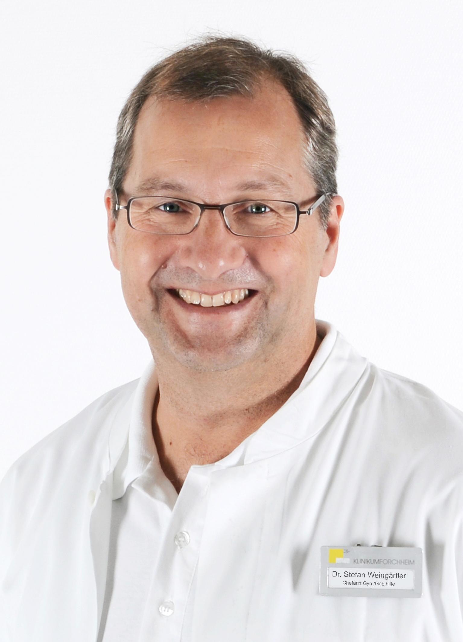 Dr. Stefan Weingärtler